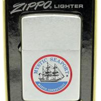 1977 Zippo Lighter - Mystic Seaport, Mystic, CT