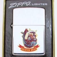 1966 Zippo Town & Country Meister Brau