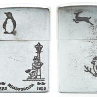1953 Zippo Employees Personal Lighter