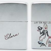 1960 Zippo Employees Lighter